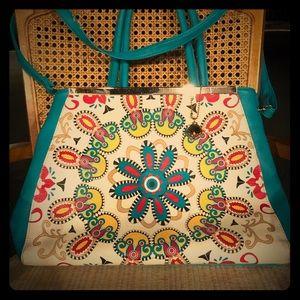 Big Buddha Large Colorful purse